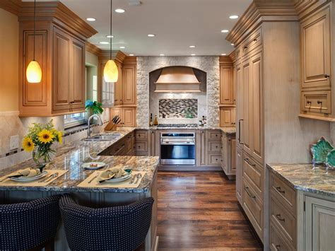 neutral kitchen ideas neutral granite countertops hgtv