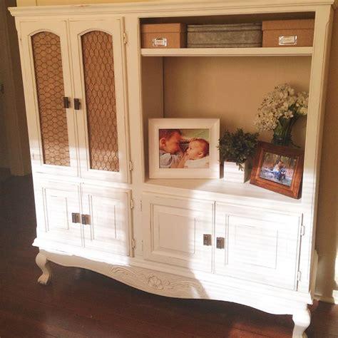 Repurposed Furniture Ideas Tv Cabinet At Home Design