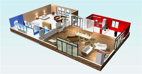 plan en 3d beautiful plan en 3d with plan en 3d d floor plans plan de maison moderne 3d