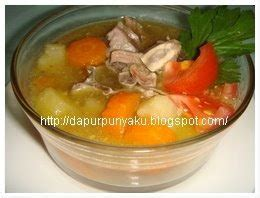 Cengkeh Bubuk Halus Bumbu Rokok 1kg sop buntut welcome to my kitchen