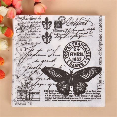 Cheap Decoupage Paper - high quality wholesale decoupage paper vintage from china