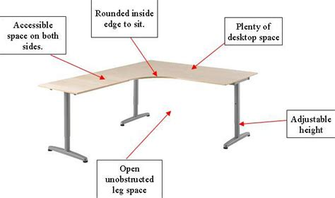Galant Corner Desk Dimensions Desks3
