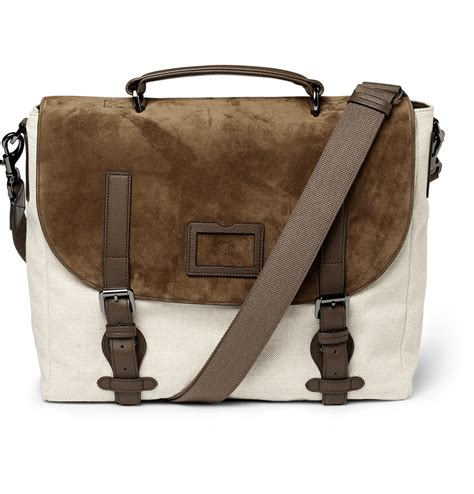 Mulberry Radcliffe Canvas Purse by Mulberry Clipper Holdall In Brown For Lyst