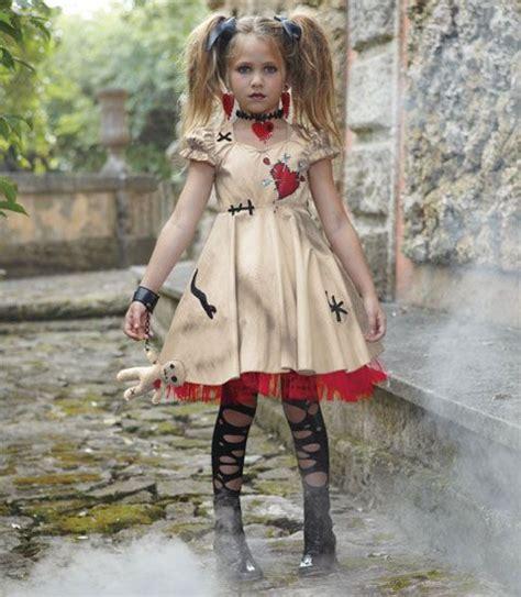 voodoo doll girls costume chasing fireflies voodoo