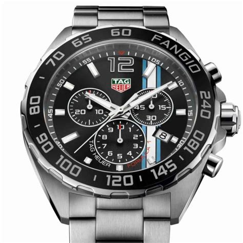 Tag Heuer 50 Th Anniversary Limited Edition Brs tag heuer formula 1 fangio limited edition your hub