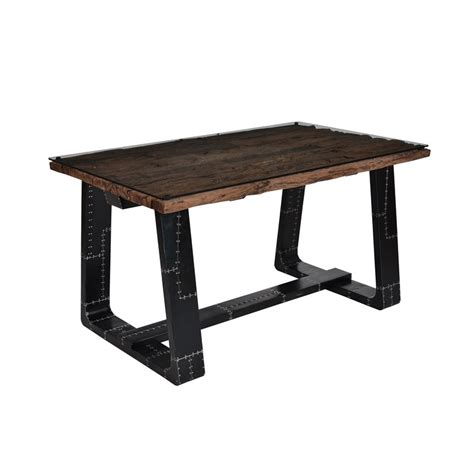 small glass top dining table timothy oulton tracks dining table with glass top small