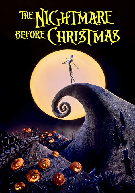 nightmare before christmas movie fanart fanart tv