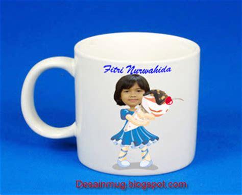 Mug Cantik Exclusive desain kreatif mug