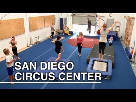 San Diego State Mba Part Time by The San Diego Circus Center Running Board