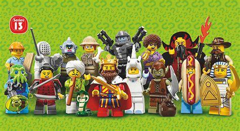 Lego 71008 Minifigures Series 13 Disco lego collectible minifigures series 13 71008 box