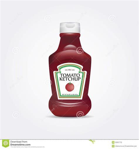 Dartslive Card Bottle Of Ketchup tomato ketchup bottle vector stock vector image 32007712