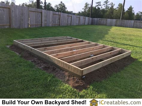 Backyard Shed Foundation by Pictures Of Backyard Shed Plans Backyard Shed Photos