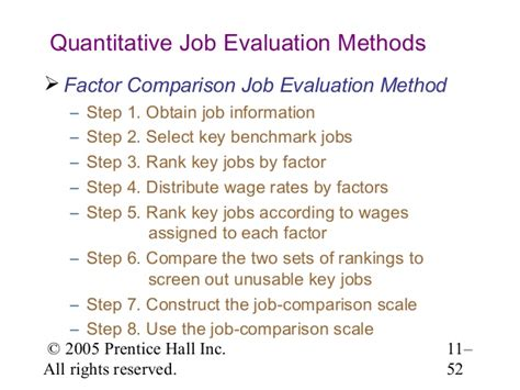How To Apply Broadbanding In Evaluation Hrm10e Ch11