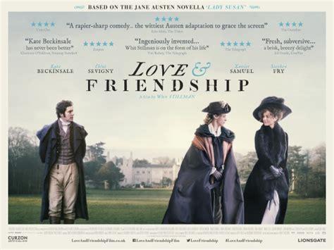 film love friendship love friendship movie poster 4 of 4 imp awards