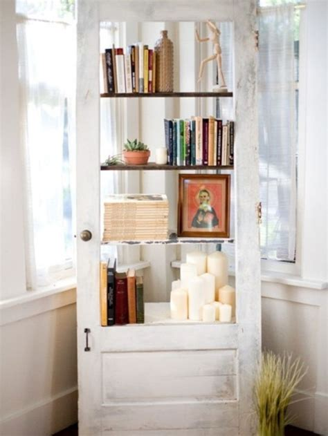 repurposed door great idea for the home