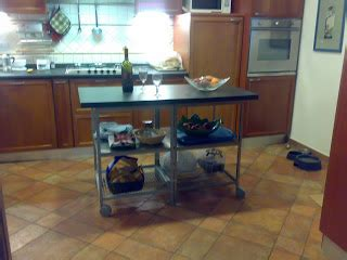 easy kitchen island simple kitchen island ikea hackers ikea hackers