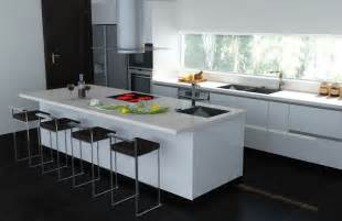 the best solution for designing the modern kitchen designs