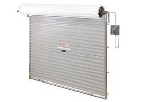 Electric roll up garage doors for pinterest