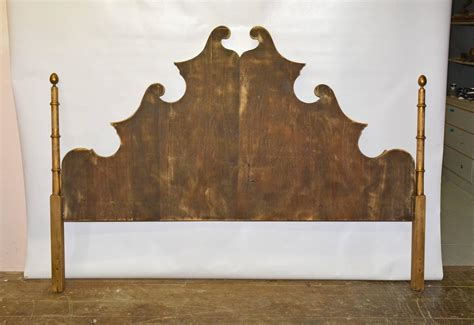 Vintage Venetian Style King Size Headboard At 1stdibs
