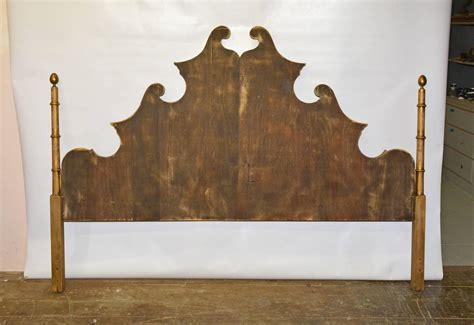 Antique King Headboard by Vintage Venetian Style King Size Headboard At 1stdibs