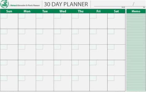 blank 30 day calendar template blank 30 day calendar calendar picture templates