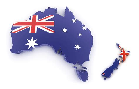 map of australia and nz new zealand or australia where should you migrate visaone