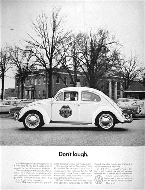who created the lemon advert for volkswagen school advertising if you were my agency
