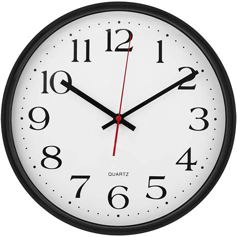 decorative tide clocks large wall clock silent non ticking indoor outdoor
