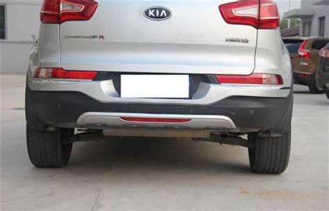 Jenis Mobil Kia Mewah Jenis Mobil Bumper Protector Untuk Kia Sportage 2010