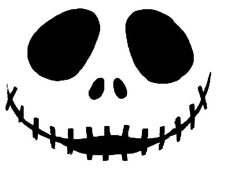pumpkin king template the skeleton pumpkin stencil projects to try