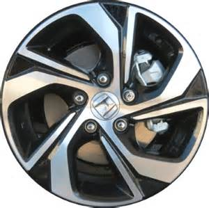honda accord wheels rims wheel stock oem replacement