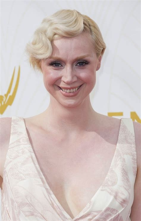 Cristie Original 67 gwendoline christie picture 45 67th primetime emmy awards carpet