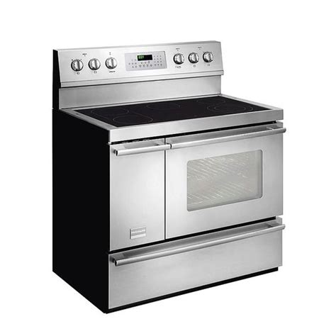 kitchen appliances outlet frigidaire 5 4 cu ft 40 quot electric range sears outlet kitchen stoves pinterest cus d