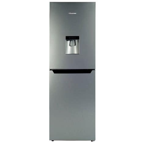 Plumbed Water Dispenser by Hisense Rb320d4wg1 55cm Static Fridge Freezer With Non