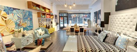 upscale home decor stores modern furniture store in nyc