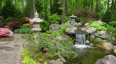 15 water gardens to add a fresher outdoor touch home