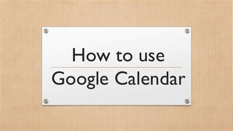 How To Use Calendar How To Use Calendar To Create An Event