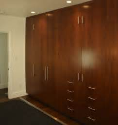 Built In Wardrobe Cabinets Spruce St Residence Stephen Day Design