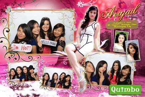 photo booth layout design for debut design a photobooth templates fiverr