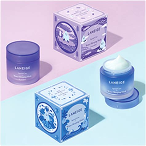 Laneige Water Sleeping Mask Tumbler Limited Edition skincare moisturizing water sleeping mask refill me