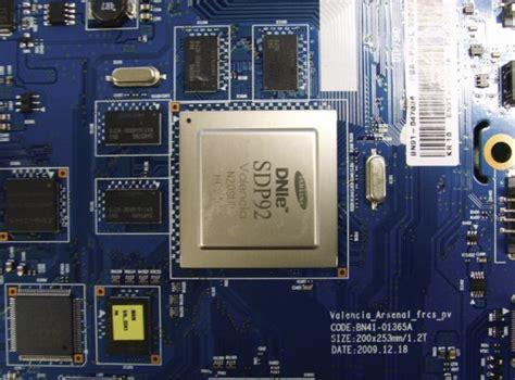 sdp94 bga samsung ue46c8000 led smart zawiesza się mruga czerwona