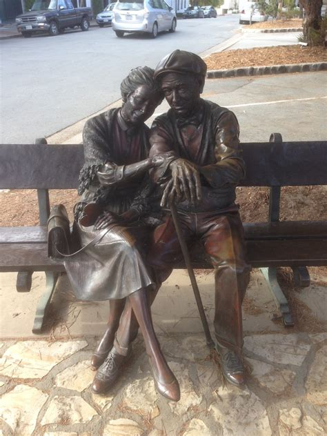 old couple on bench august 2014 retirement only the beginning