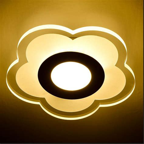 aliexpress com buy new modern acrylic lshade surface popular acrylic modern led surface mounted ceiling lights