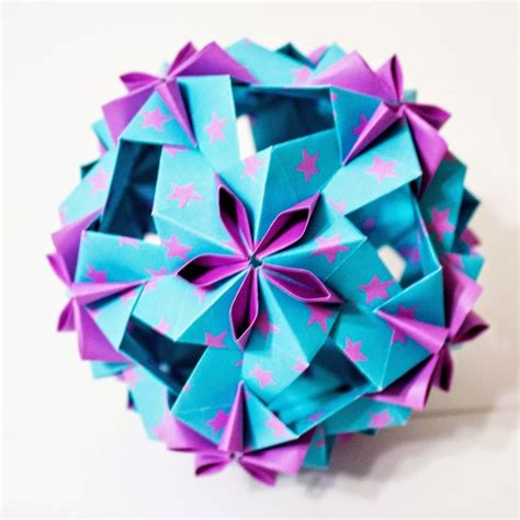 Origami Globe - 329 best origami globes wheels geometric images on