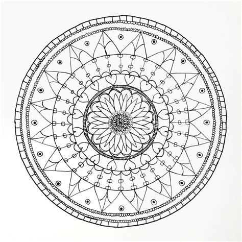 Vorlage Mandala mandalas f 252 r erwachsene und kinder alle mandalavorlagen