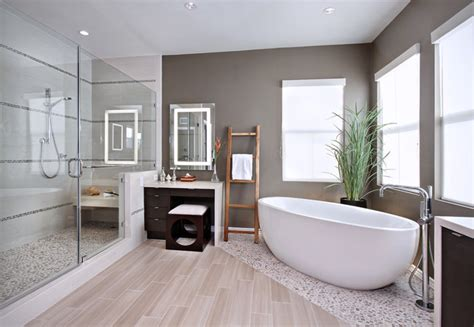 yorba linda residence contemporary bathroom orange