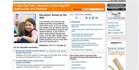 teacher education section findingdulcinea educator review common sense education