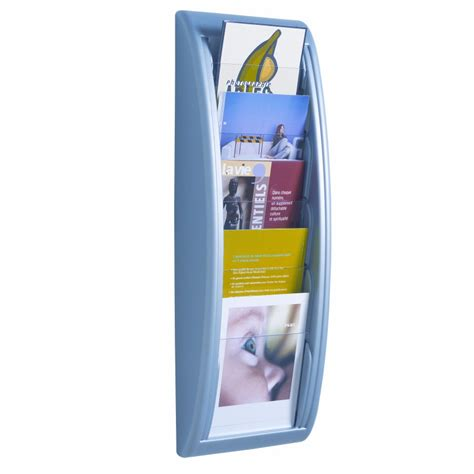 Literature Rack Wall Mount by A5 Wall Mount Literature Rack