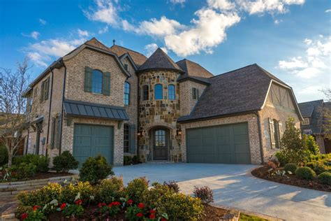 shaddock homes country frisco tx new home