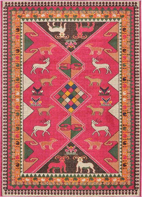 rugs santa fe pink 7 x 10 santa fe rug area rugs irugs uk